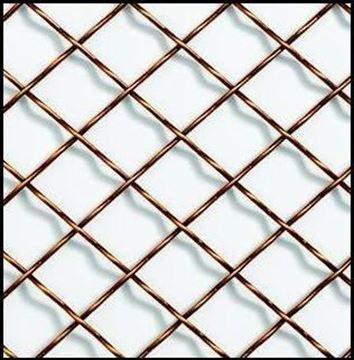 "Picture of 20""X 48"" Double Crimp Round Wire"