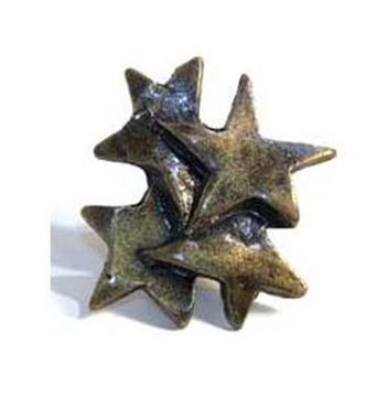 """Picture of  1-5/8"""" Inspiration Star Cluster Knob"""