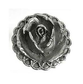 """Picture of 1 1/4"""" Bloom Rose Knob"""
