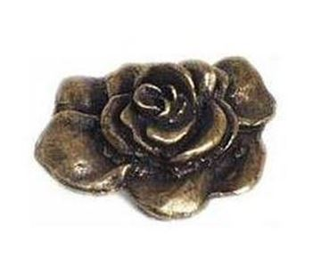 """Picture of 1 1/2"""" Bloom Rose Knob"""