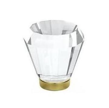 """Picture of 1 1/4"""" Brookmont Crystal Knob"""